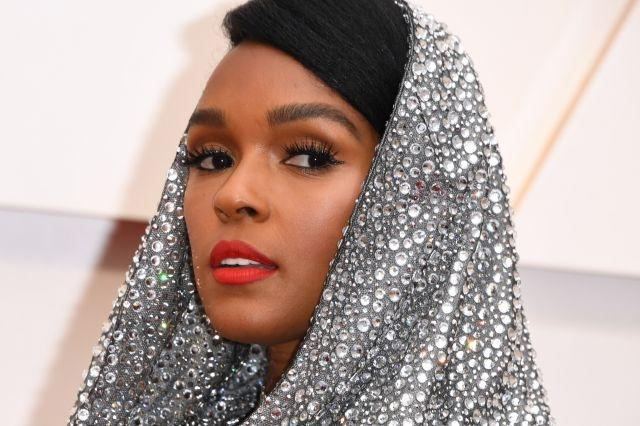 US singer-songwriter Janelle Monae arrives for the 92nd Oscars at the Dolby Theatre in Hollywood, California on February 9, 2020