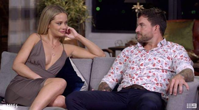 Married At First Sight's Jessika Power confirms she and Dan Webb briefly split after filming the reunion episode. Photo: Channel Nine