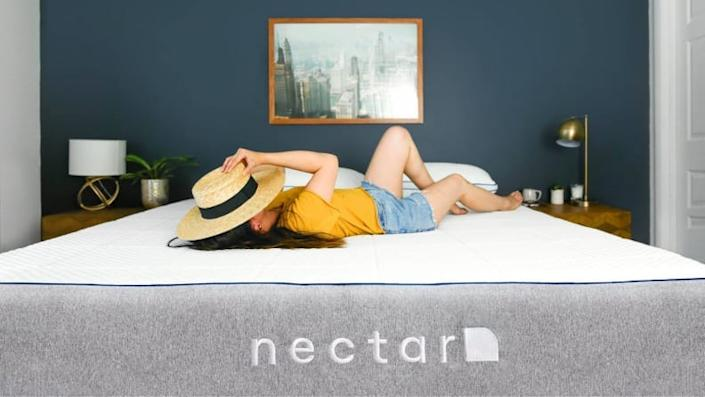 The Nectar mattress is one of the best we've ever tested.