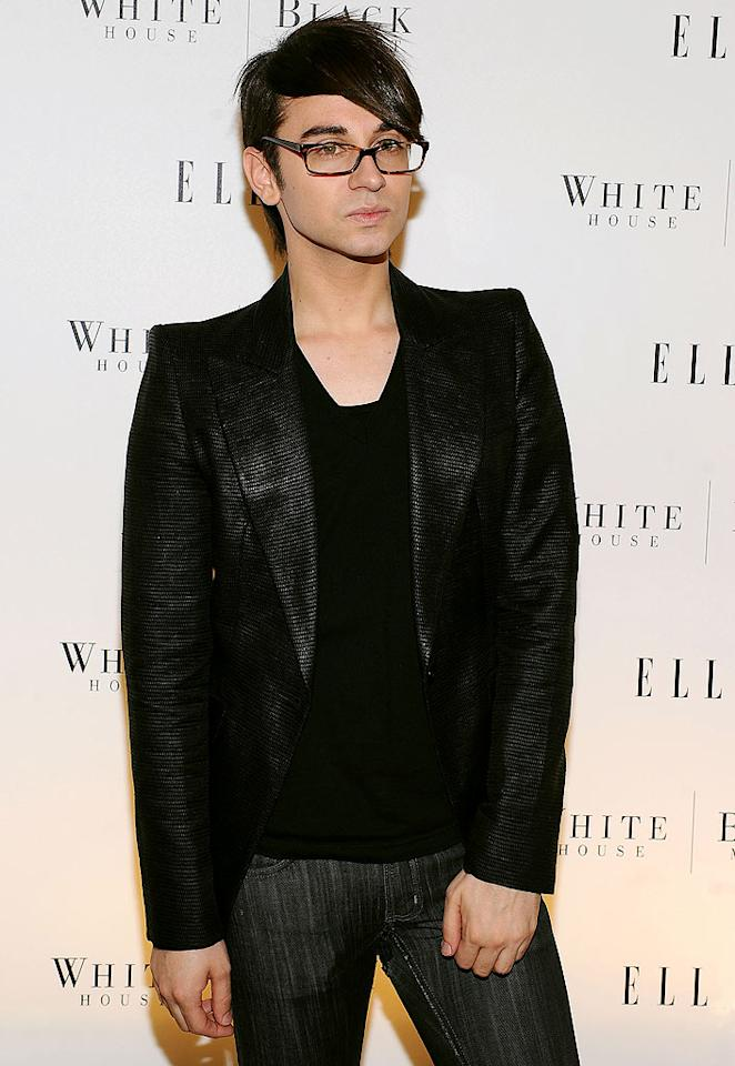 "November 18: Christian Siriano turns 25 Jamie McCarthy/<a href=""http://www.wireimage.com"" target=""new"">WireImage.com</a> - October 26, 2010"
