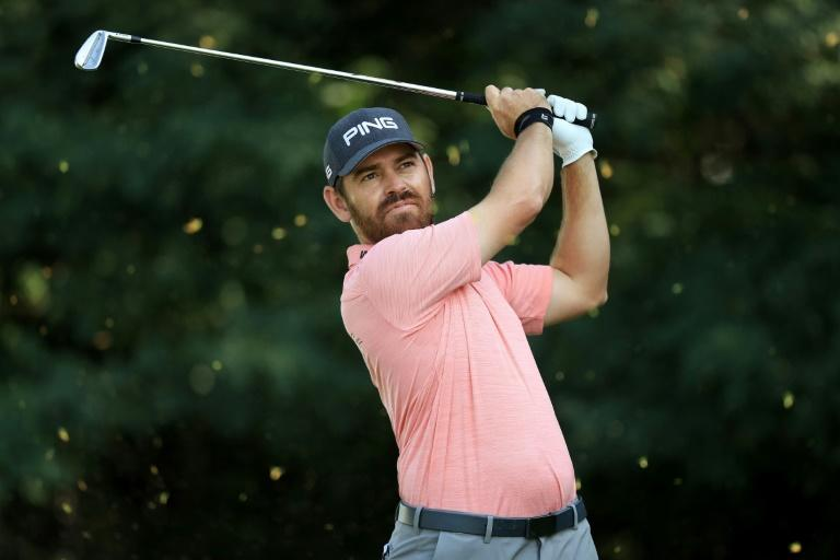 Home favourite Louis Oosthuizen makes early running at the South African Open