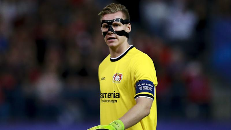 Leno 'honoured' by Real Madrid interest