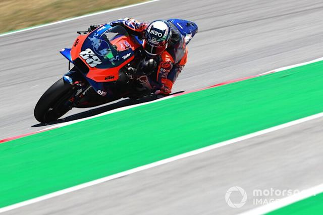 """#88 Miguel Oliveira, Red Bull KTM Tech 3, confirmado para 2020 <span class=""""copyright"""">Gold and Goose / Motorsport Images</span>"""