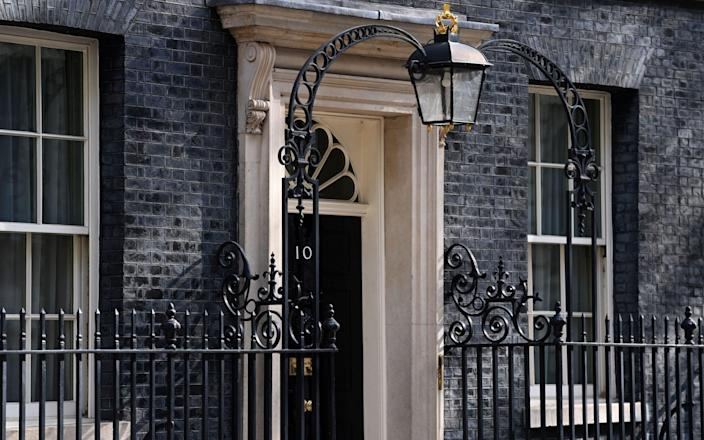 Boris Johnson is under pressure to reveal details of this financing of his Downing Street flat refurbishment - Shutterstock