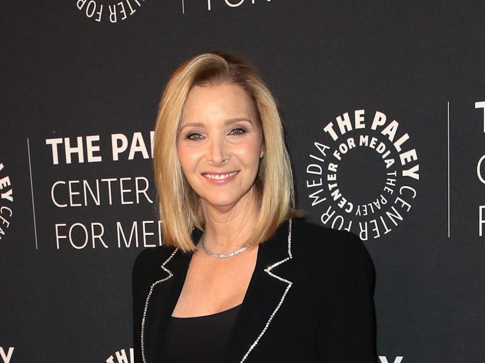 Lisa Kudrow pictured in 2019 (Getty Images)
