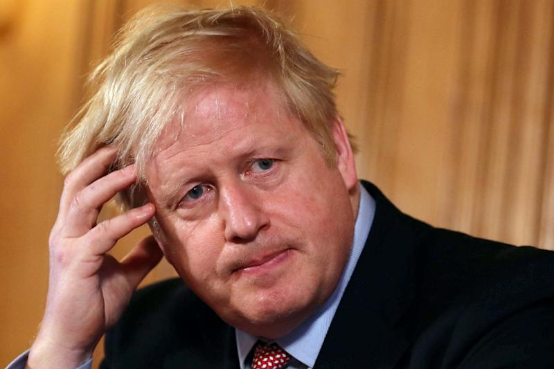 Boris Johnson will make a personal plea to manufacturers (POOL/AFP via Getty Images)