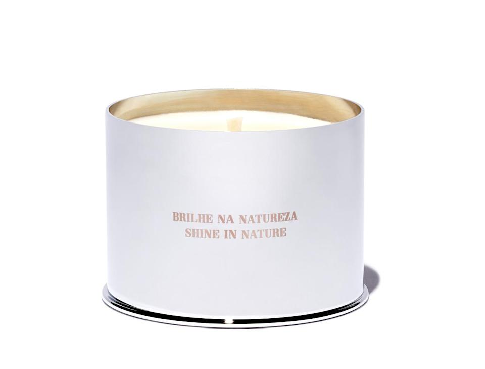 """<p>""""The scent of this candle is weirdly relaxing. I immediately feel calmer coming home to this on a stressful day.""""</p> <p><strong>Buy It! </strong>Costa Brazil Vela Jungle Candle, $165; <a href=""""https://livecostabrazil.com/products/jungle-candle"""" rel=""""sponsored noopener"""" target=""""_blank"""" data-ylk=""""slk:livecostabrazil.com"""" class=""""link rapid-noclick-resp"""">livecostabrazil.com</a></p>"""