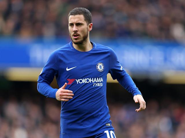 Eden Hazard waiting to see if Chelsea sign 'good players' before committing his future to Stamford Bridge