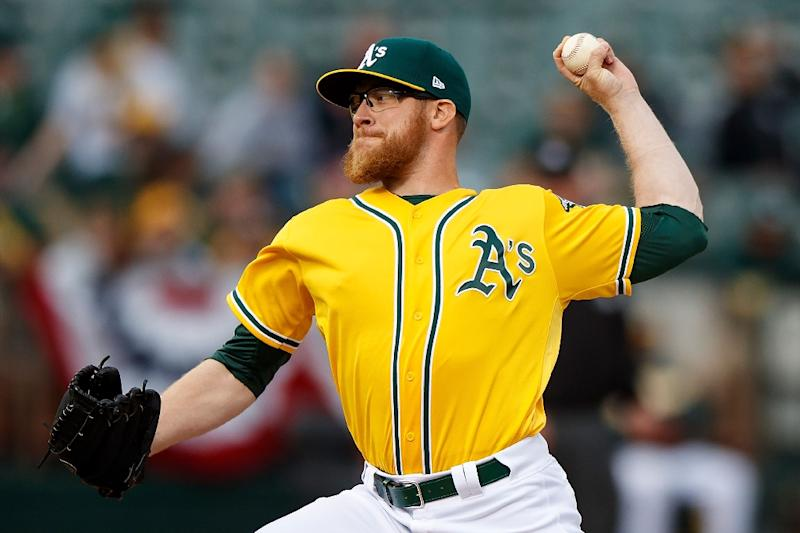 Nationals bolster bullpen with Oakland's Doolittle, Madson