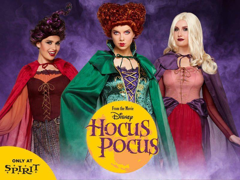 """<p>More than two decades after the Halloween classic <em>Hocus Pocus</em> premiered, people can finally channel the Sanderson sisters for Halloween, thanks to an <a href=""""https://www.countryliving.com/shopping/news/g4786/hocus-pocus-costume-collection/"""" rel=""""nofollow noopener"""" target=""""_blank"""" data-ylk=""""slk:exclusive collection"""" class=""""link rapid-noclick-resp"""">exclusive collection</a> of <a href=""""https://www.spirithalloween.com/thumbnail/tv-movies-gaming/movies/hocus-pocus/pc/1382/c/3810/4229.uts"""" rel=""""nofollow noopener"""" target=""""_blank"""" data-ylk=""""slk:Hocus Pocus costumes and decor"""" class=""""link rapid-noclick-resp""""><em>Hocus Pocus</em> costumes and decor</a><span class=""""redactor-invisible-space""""> from</span> <a href=""""https://www.spirithalloween.com/home.jsp"""" rel=""""nofollow noopener"""" target=""""_blank"""" data-ylk=""""slk:Spirit Halloween"""" class=""""link rapid-noclick-resp"""">Spirit Halloween</a>. However, fans are less enthused to learn that <em>Hocus Pocus</em> is officially getting a reboot—but <a href=""""https://www.countryliving.com/life/entertainment/a45036/hocus-pocus-sequel/"""" rel=""""nofollow noopener"""" target=""""_blank"""" data-ylk=""""slk:likely without the original cast"""" class=""""link rapid-noclick-resp"""">likely without the original cast</a>.</p>"""