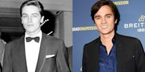 <p>Alain Delon rose to fame as a French movie star in the '60s. His son, Alain-Fabien Delon, bears half of his father's famous name and has also followed him into acting. Along with a successful modeling career—he was the face of Dior Homme—Delon was in Golden Youth in 2019. </p>