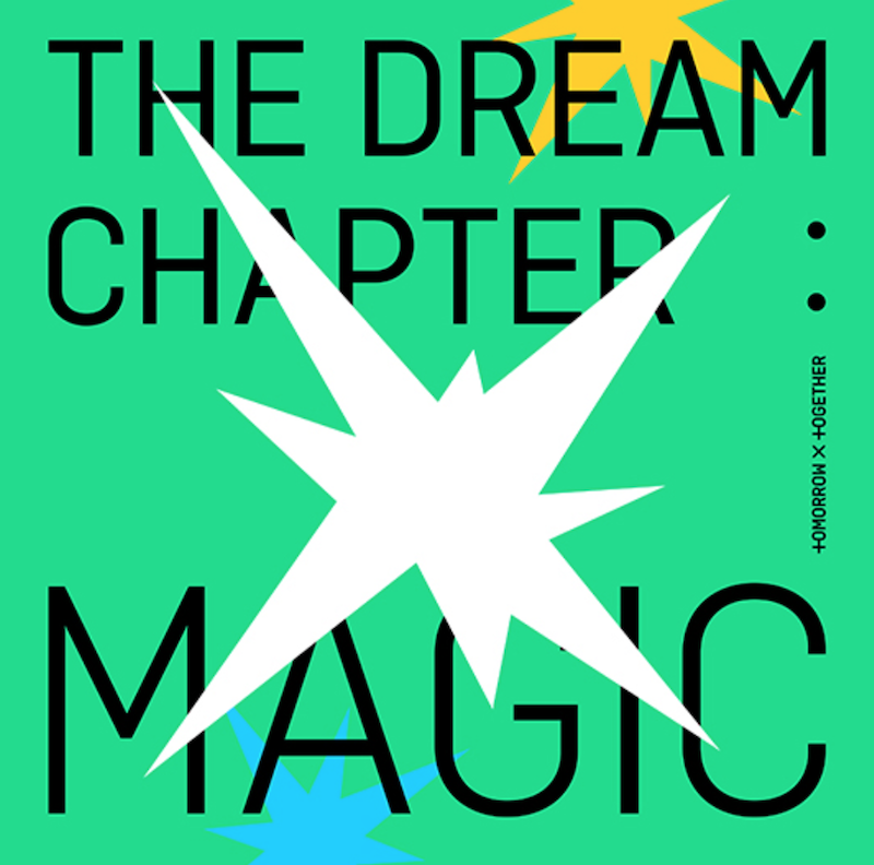 TOMORROW X TOGETHER THe Dream Chapter Magic Artwork
