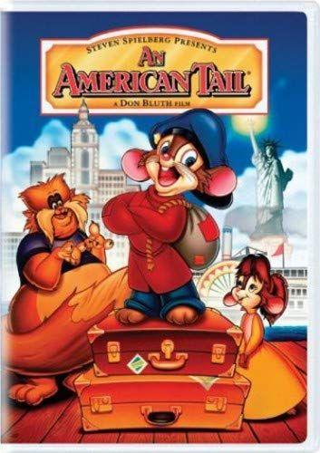 """<p><strong>FIEVEL</strong></p><p>amazon.com</p><p><a href=""""https://www.amazon.com/dp/B0000VV4W2?tag=syn-yahoo-20&ascsubtag=%5Bartid%7C10055.g.34480256%5Bsrc%7Cyahoo-us"""" rel=""""nofollow noopener"""" target=""""_blank"""" data-ylk=""""slk:WATCH NOW"""" class=""""link rapid-noclick-resp"""">WATCH NOW</a></p><p>Who could forget the '80s' lovable animated Fievel? He's a young Russian mouse who finds himself separated from his parents on the way to America, where they're headed for safety because they think it's a land without cats. When he gets there, he tries to find his family and keep up hope… all while dodging cats.</p>"""
