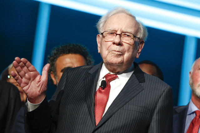 Warren Buffett does not fear the stock market's volatility if you're a long-term investor.