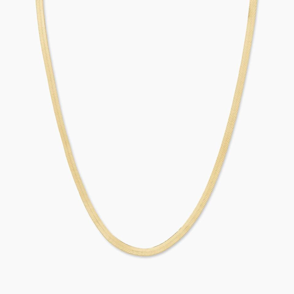 <p>This <span>Venice Necklace</span> ($70) is so elegant, it'll instantly elevate your look.</p>