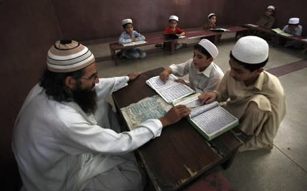 Pakistan aims to bring religious schools into mainstream