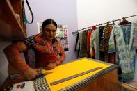 Transgender woman and commercial tailor establishes shop in Karachi