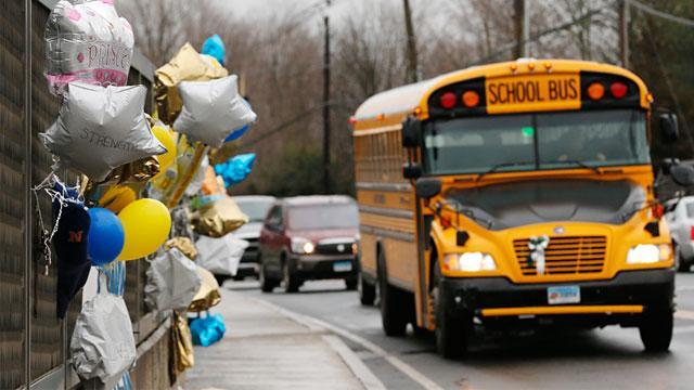 Newtown School Closed After Threat