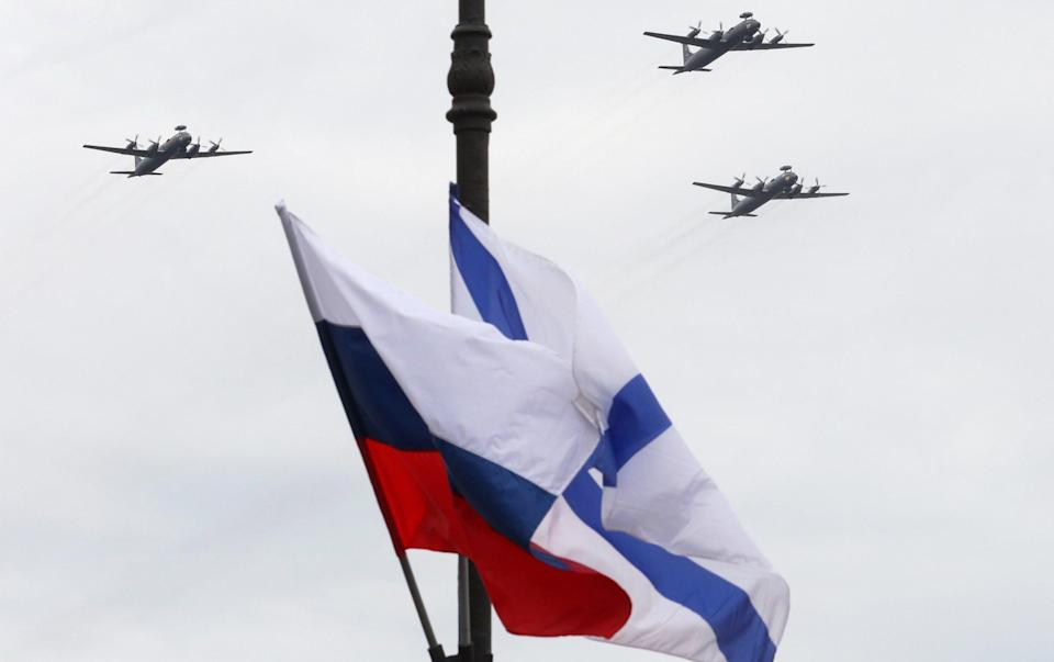 Russia is the only other country apart from the United States to have a Doomsday plane - Valentina Pevtsova/Tass via Getty Images