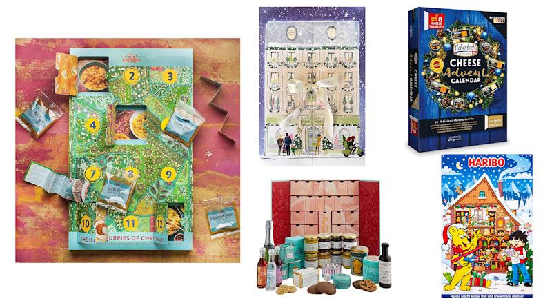 the best food and drink advent calendars of 2019. Black Bedroom Furniture Sets. Home Design Ideas