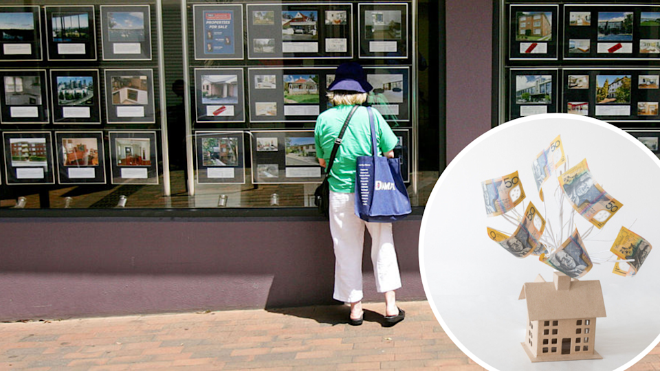 The true cost of an Aussie house deposit has been revealed. (Source: Getty)