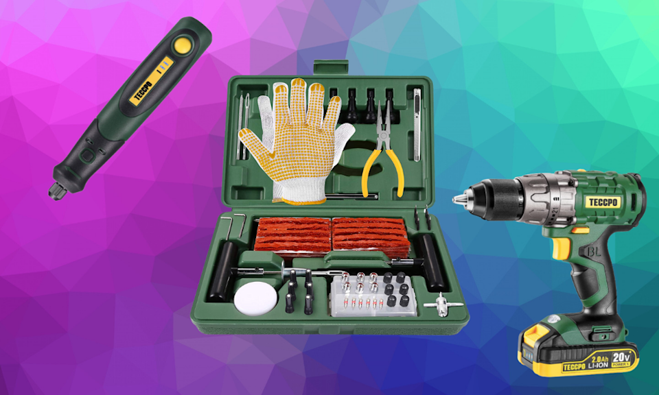 Snag some new tools, just in time for Father's Day! (Photo: Amazon)