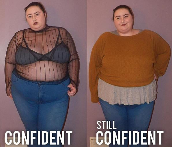 how to get body confidence