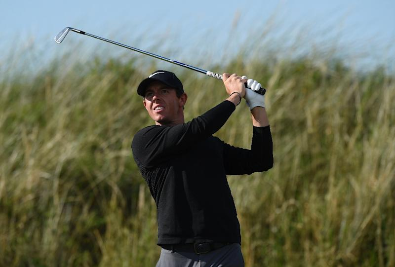 Rory McIlroy's Open Could Be Over After The Front Nine On Thursday