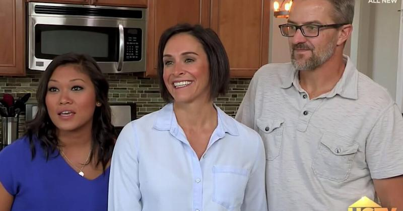 Viewers Shocked, Gleeful Over 'Throuple' on House Hunters
