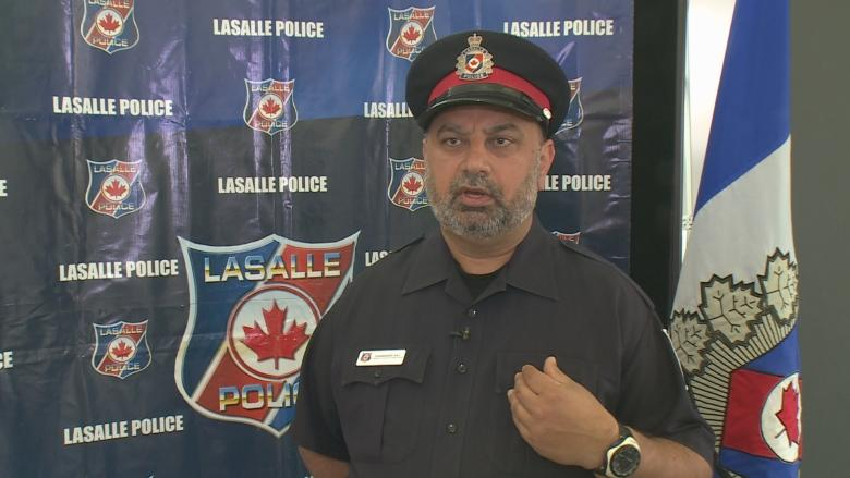 LaSalle police say opioid safety alert 'not fearmongering' after criticism from students