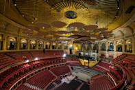 The Albert hall has hosted performers from Wagner to Lady Gaga