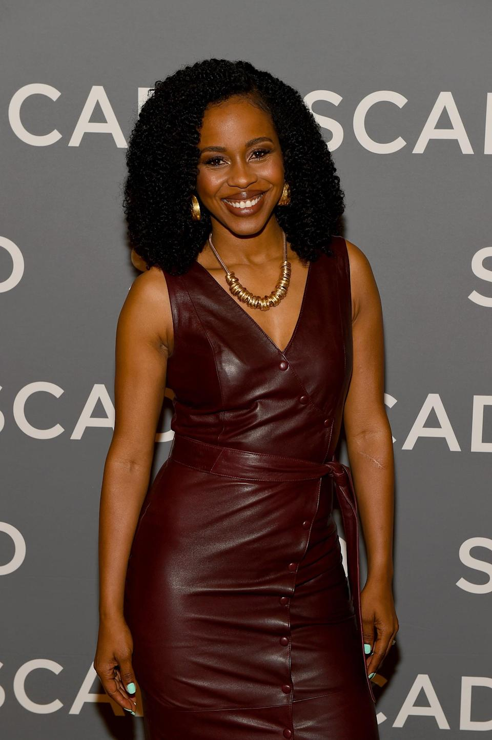 <p>We have yet to learn about Truitt's <b>Law &amp; Order: Organized Crime</b> character, but we do know the actor has extensive TV experience. She played the title character in BET's short-lived series <b>Rebel</b> and was a regular on the Fox drama <b>Deputy</b>.</p>