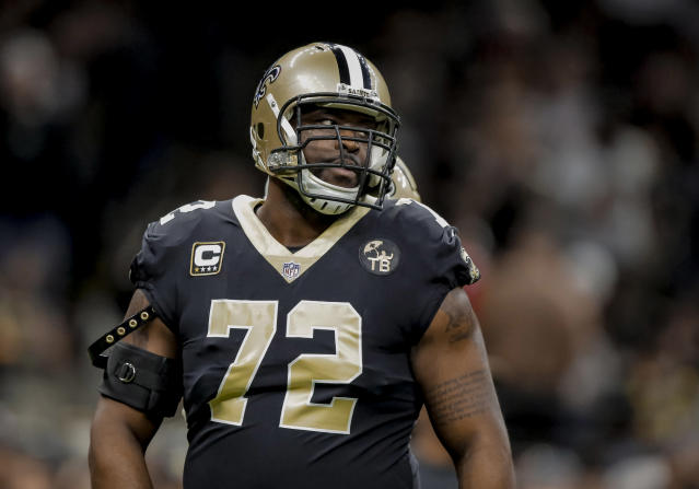 Terron Armstead is vital to New Orleans' chances of making the NFC Championship