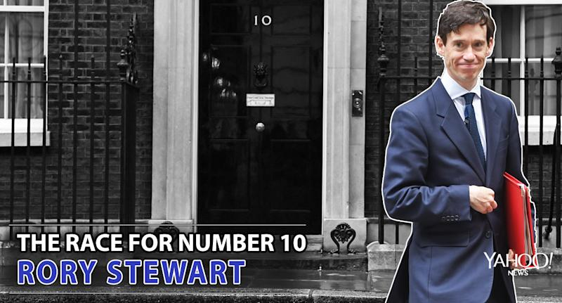 Race for Number 10: Rory Stewart