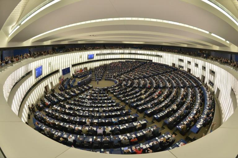 Opinion polls pointed to around 173 members being elected to the 751-member Strasbourg assembly from far-right populist, eurosceptic or nationalist groups
