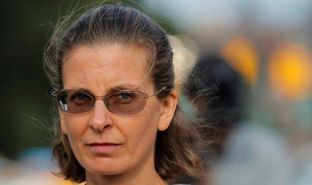Seagram heiress Clare Bronfman jailed for six years over role in NXIVM sex-slaves cult