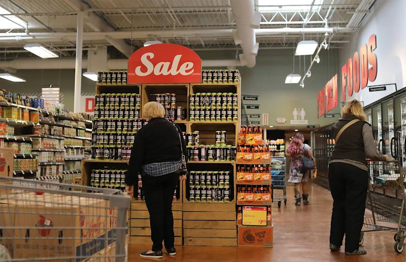 Grocery Pain Spreads as Kroger-Backed Lucky's Goes Bankrupt