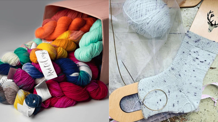 Best subscription gifts: KnitCrate