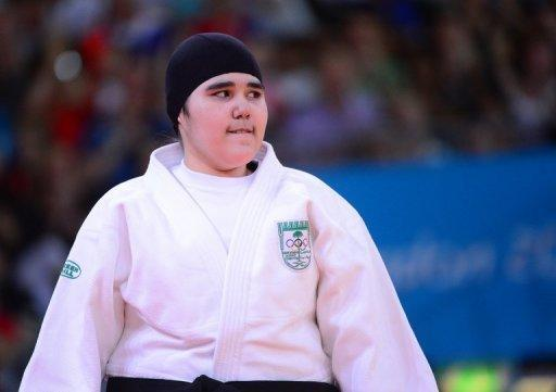 Shaherkani became the first ever female Saudi athlete to compete at the Olympic Games