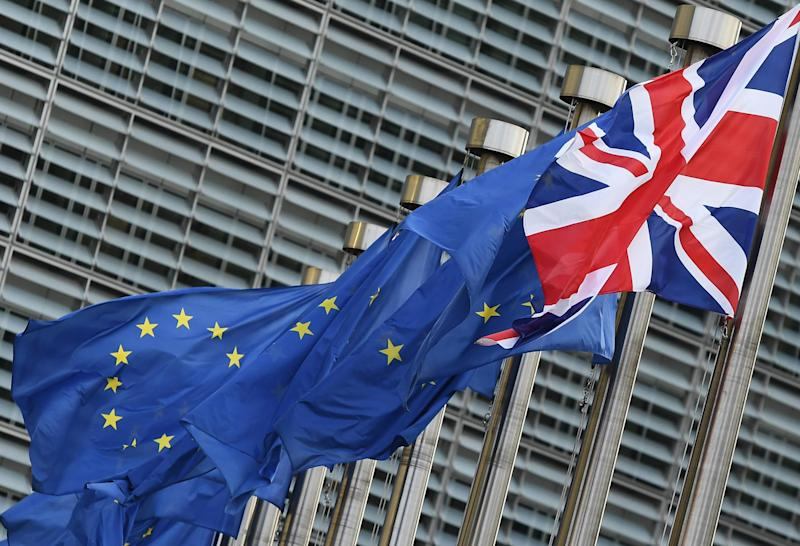 The UK still remains the number one choice for Europeans looking for a job abroad: AFP/Getty