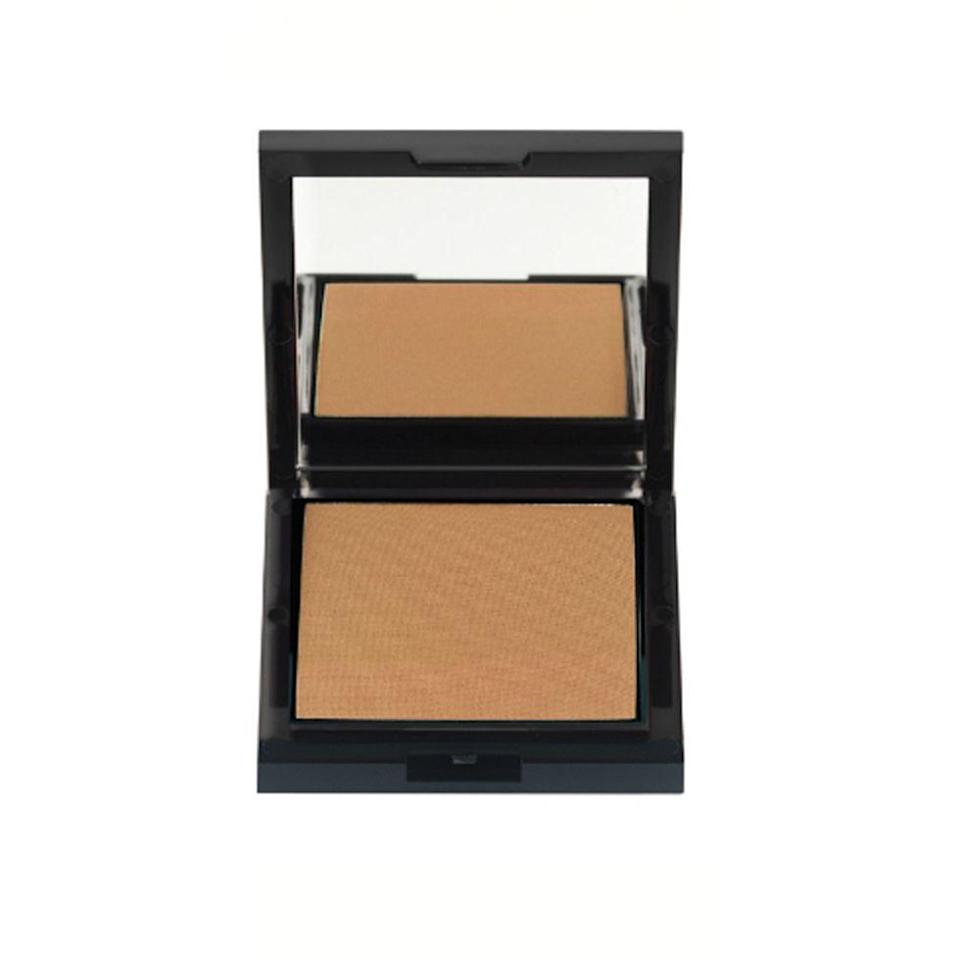 """<p><em><strong>$30, </strong></em><em><strong><a rel=""""nofollow noopener"""" href=""""http://www.cargocosmetics.com/palettes-collections/blu-ray-bronzer.html"""" target=""""_blank"""" data-ylk=""""slk:cargocosmetics.com"""" class=""""link rapid-noclick-resp"""">cargocosmetics.com</a></strong></em></p><p>Spring and summer bring all the shimmer products (eyeliner, blush, shadow, etc.), but if you're opting for a matte bronzer this season, Cargo has you covered. Featuring phytochromatic pigments that adapt to every light fixture and micro-fine particles to blur-out impurities, buff the powder over sunspots on the face such as the cheekbones, hairline, and jawbone for color that appears almost natural.</p>"""
