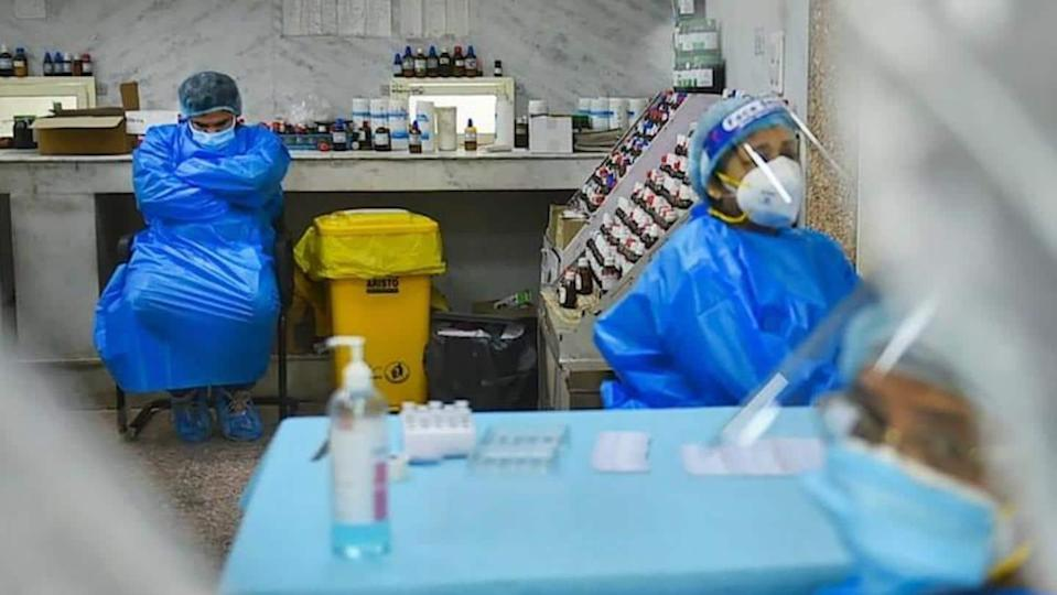 Coronavirus: India reports biggest single-day spike with 1.44L new cases