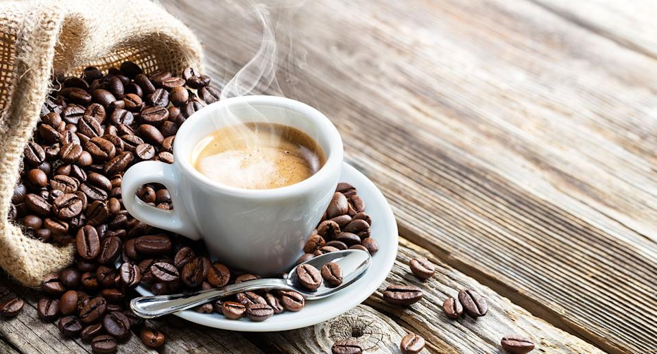Coffee has been linked to weight loss. [Photo: Getty]