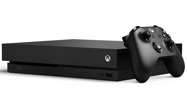 The Xbox One X is designed for use with 4K, HDR televisions.