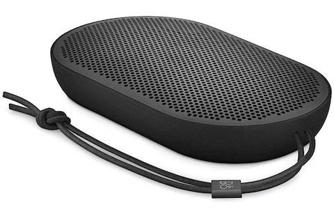 Bang & Olufsen BeoPlay P2 Portable Bluetooth Speaker - Credit: Amazon