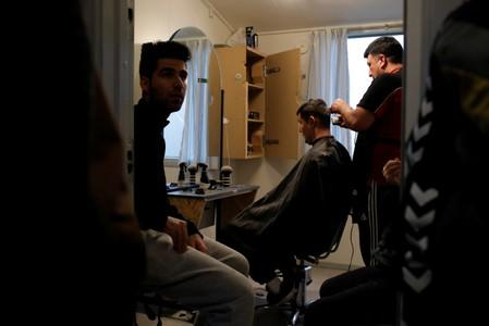 The Wider Image: Failed asylum seekers wait in rural Danish departure centre