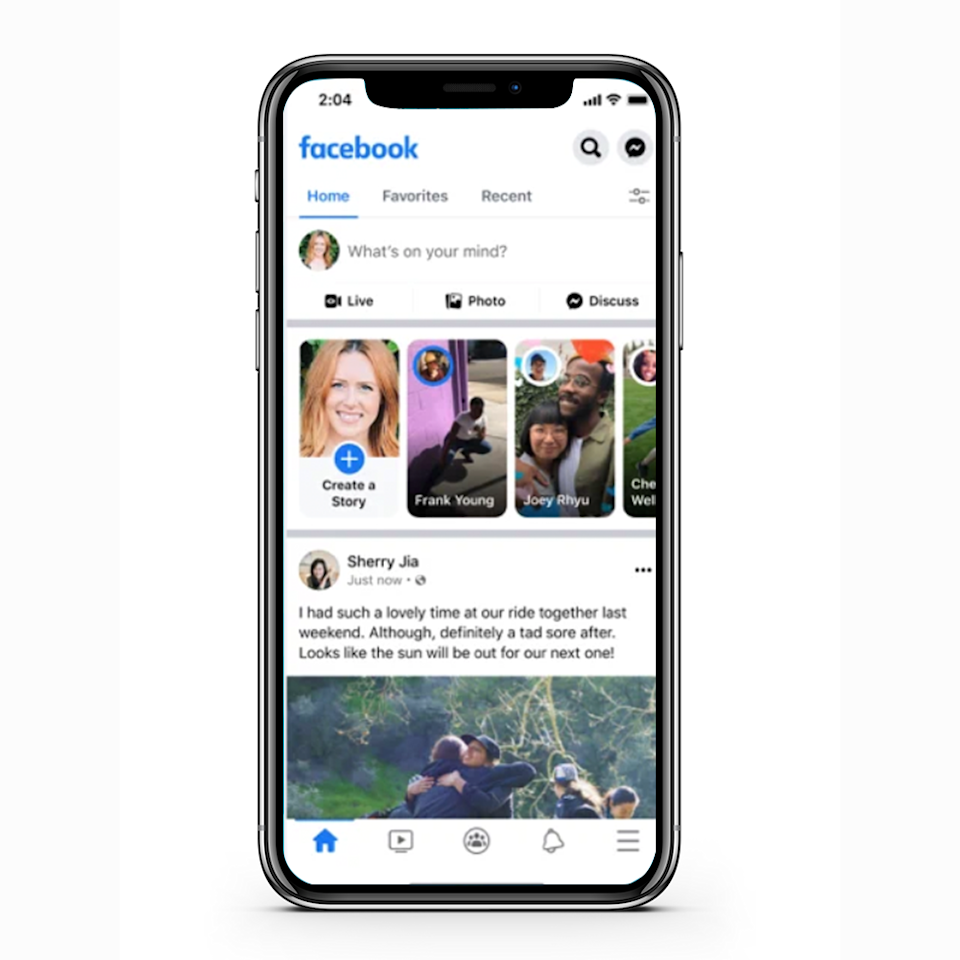 """<p>If you don't want to try out a new app, go with the one you already know: <a href=""""https://www.facebook.com/marketplace/learn-more/"""" rel=""""nofollow noopener"""" target=""""_blank"""" data-ylk=""""slk:Facebook Marketplace"""" class=""""link rapid-noclick-resp"""">Facebook Marketplace</a>. You can buy and sell almost anything on Facebook, from furniture to electronics to cars to toys and more. It's up to you whether you keep things local, or are willing to ship items to buyers outside of your area.</p>"""