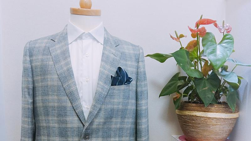 William Cheng and Son tailor in Hong Kong