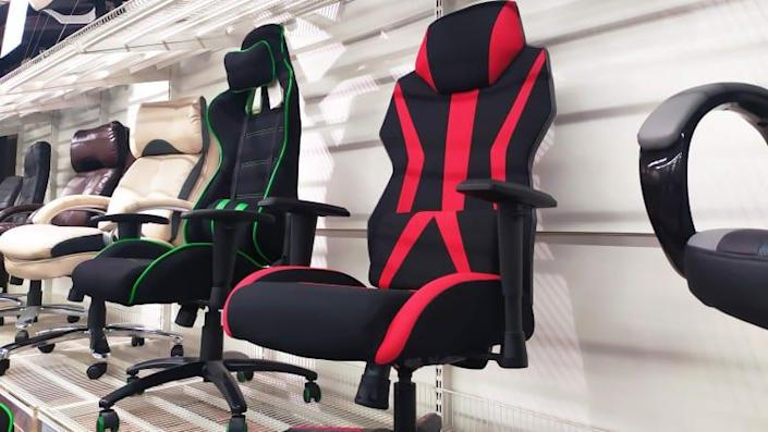There's several great gaming chairs to choose from, for every budget.
