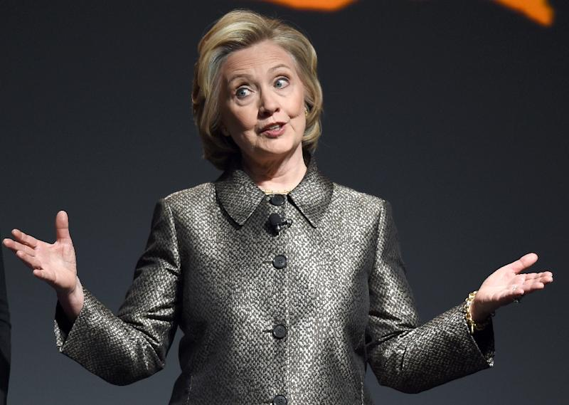 Clinton intends to draw on her wealth of experience as first lady, US senator and globe-trotting secretary of state to convince voters she is the best person for the job as president